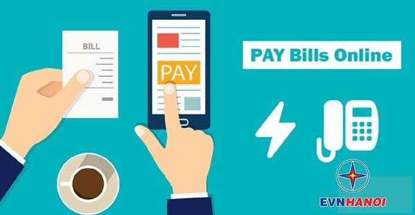 99% khách hàng Hà Nội thanh toán tiền điện trực tuyến