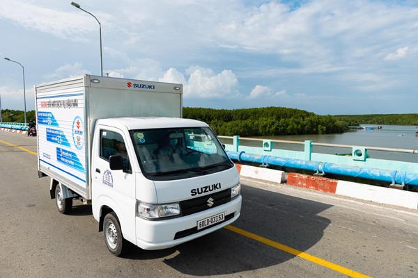 5 yếu tố 'được lòng' khách của Suzuki Super Carry Pro