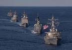 Hình ảnh cuộc tập trận Mỹ - Nhật khiến Trung Quốc phẫn nộ