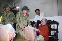 Phó chủ tịch Quảng Trị: Không bắt buộc giao hàng cứu trợ để địa phương phân phối
