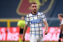 """Eriksen chạy khỏi Inter sau 1 năm sống trong """"địa ngục"""""""