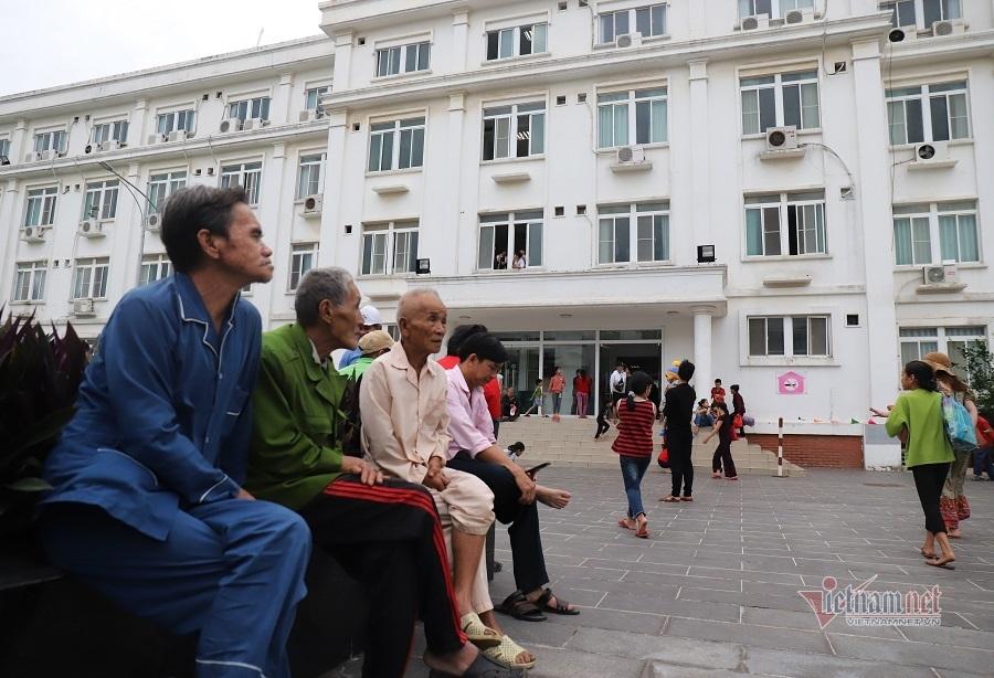 Ký túc xá '5 sao' nơi tránh bão của người dân vùng biển Quảng Ngãi