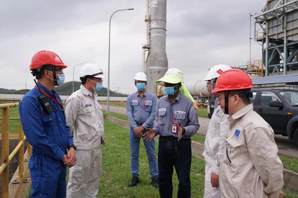 Tập đoàn Dầu khí Việt Nam chủ động ứng phó bão số 9