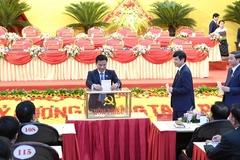 Bí thư và Chủ tịch tỉnh Thanh Hóa không tham gia Ban Chấp hành khóa mới