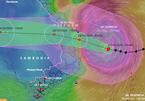 Bão số 9 giật cấp 17 cách Phú Yên 286km, đêm trắng canh bão