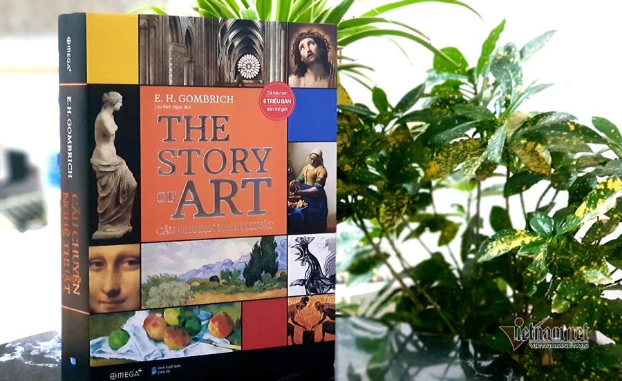 Tác phẩm kinh điển về lịch sử nghệ thuật có mặt tại Việt Nam