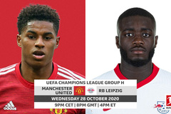 Nhận định MU vs RB Leipzig: Khách thăng hoa, Quỷ đỏ run rẩy