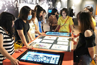Vietnamese museums apply digital technologies to attract visitors
