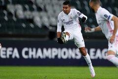 Xem video bàn thắng Gladbach 2-2 Real Madrid