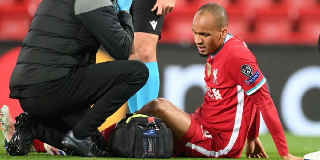 Sau Van Dijk, Liverpool choáng váng chấn thương của Fabinho