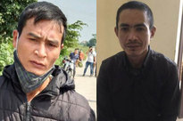 """Chân dung 2 nghi phạm sát hại nữ sinh Học viện Ngân hàng ở Hà Nội: Đã có vợ con nhưng nghiện ngập, giết người dã man nhưng vẫn """"tỉnh bơ"""""""