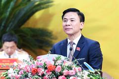 Ông Đỗ Trọng Hưng trúng cử Bí thư Tỉnh uỷ Thanh Hoá