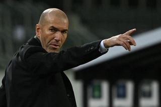 Zidane: Real Madrid chắc chắn sẽ lấy vé đi tiếp ở C1