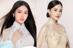 Thí sinh Hoa hậu Việt Nam 2020 ngại khi được khen giống Tiểu Vy