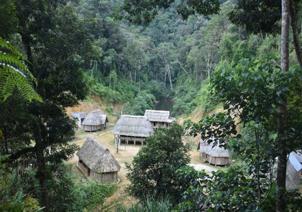 Charming nature and culture in Tay Giang