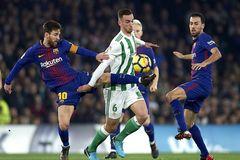 Lịch thi đấu bóng đá La Liga vòng 9