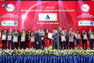 Delta Group vào Top 500 doanh nghiệp tư nhân lợi nhuận tốt nhất Việt Nam