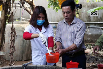 Ministry of Health tightens the management of medical waste during floods