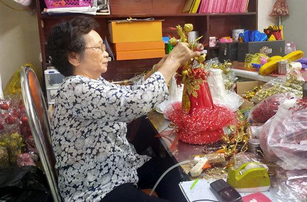 Oancake,Hanoian artisan