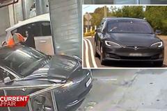 Chủ xe Tesla Model 3 tìm lại xe bị trộm nhờ ứng dụng điện thoại
