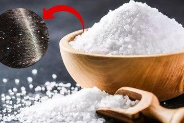 Mùa đông tóc rụng nhiều và có gàu? Áp dụng ngay cách gội đầu bằng nước muối để cải thiện, vừa rẻ lại hiệu quả