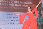Miss Vietnam 2020 contestants show off talents