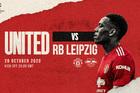 Trực tiếp MU vs RB Leipzig: Đôi công rực lửa