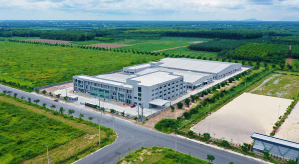 battery factory opens