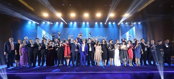 Nam A Bank nhận 'cú đúp' giải thưởng ở APEA 2020