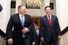 Ngoại trưởng Mỹ Pompeo ngày mai thăm chính thức Việt Nam