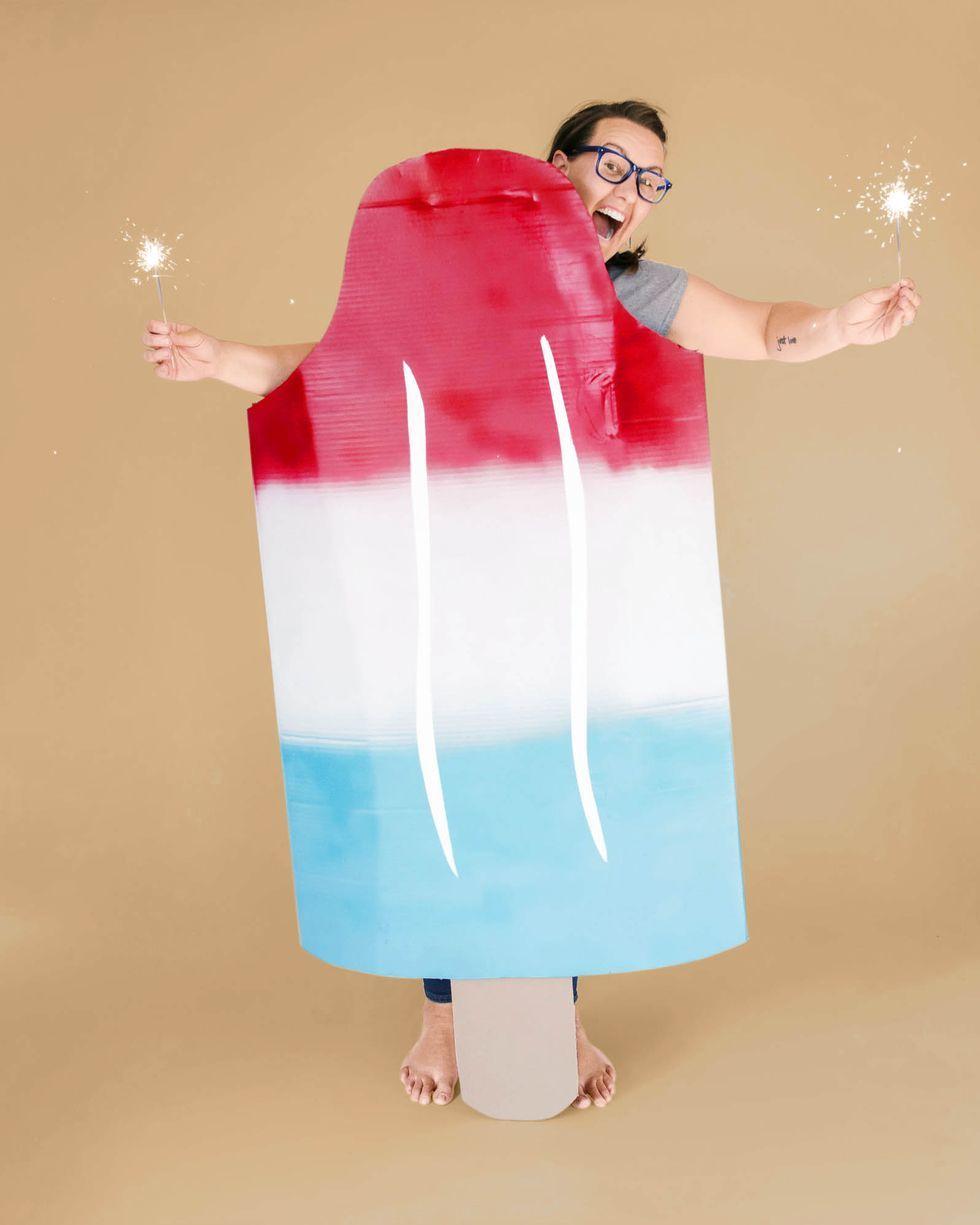 Tự làm 10 bộ trang phục Halloween vừa nhanh vừa ấn tượng