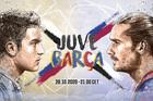 Trực tiếp Juventus vs Barcelona: Không khoan nhượng