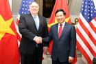 Thông điệp chuyến thăm bất ngờ của Ngoại trưởng Mỹ đến Việt Nam