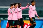 Juventus 0-1 Barcelona: Phung phí cơ hội (H2)