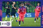 Xem video bàn thắng Krasnodar 0-4 Chelsea