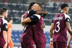 """Neymar """"đi tắm sớm"""", PSG thắng trận đầu tiên ở cúp C1"""