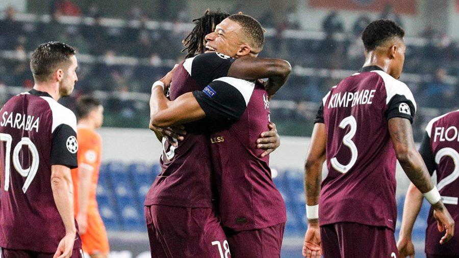 Neymar 'đi tắm sớm', PSG thắng trận đầu tiên ở cúp C1