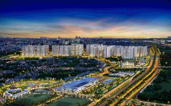 Vinhomes Smart City - điểm đến của những công dân toàn cầu