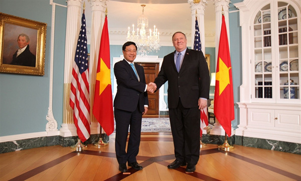 US Secretary of State Mike Pompeo to visit Vietnam