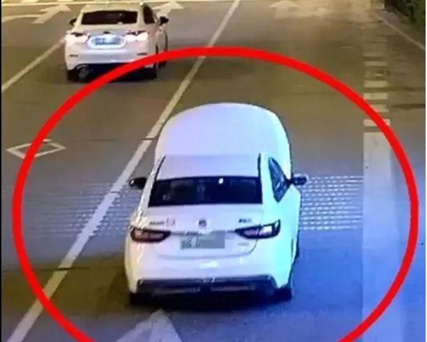 Lái xe không đóng nắp ca pô, nữ tài xế bị phạt nặng