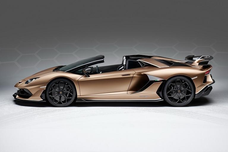 Siêu xe Lamborghini Aventador SVJ 'dính án' triệu hồi