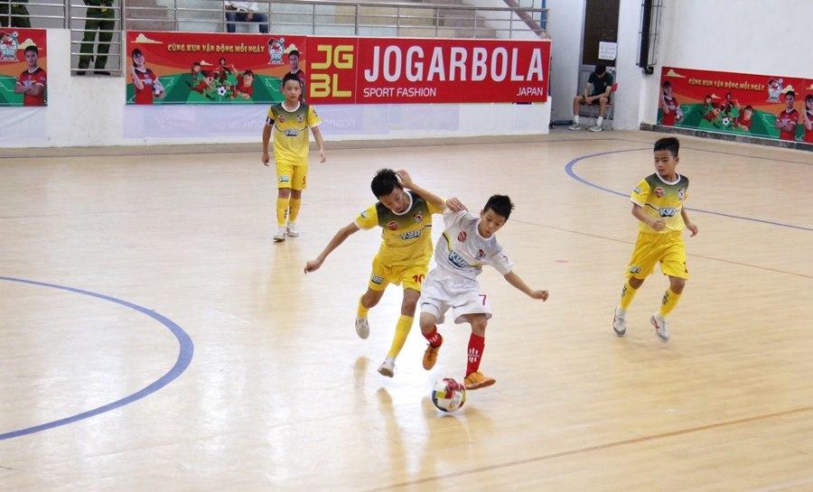 U11 SLNA tranh ngôi vô địch với U11 Phú Yên