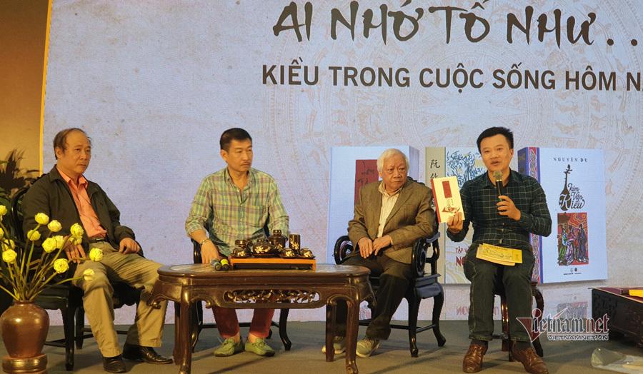Tôn vinh tác phẩm của Nguyễn Du trong cuộc sống hôm nay