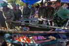 Đã tìm thấy 14 thi thể bị núi lở vùi ở Quảng Nam