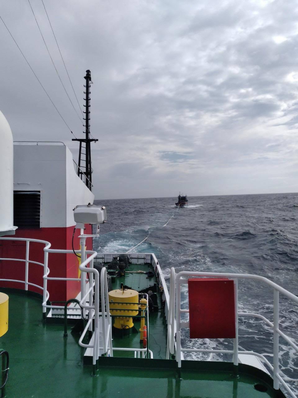 Điều thêm 2 tàu Kiểm ngư tìm kiếm 26 ngư dân mất tích ở Bình Định