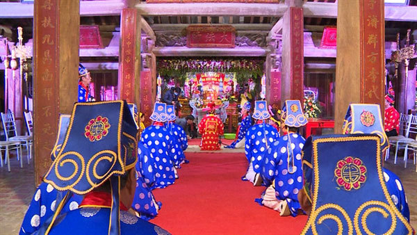 Keo Pagoda Festival,folk games