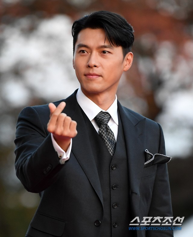 Hyun Bin nhận giải thưởng của Tổng thống Hàn Quốc