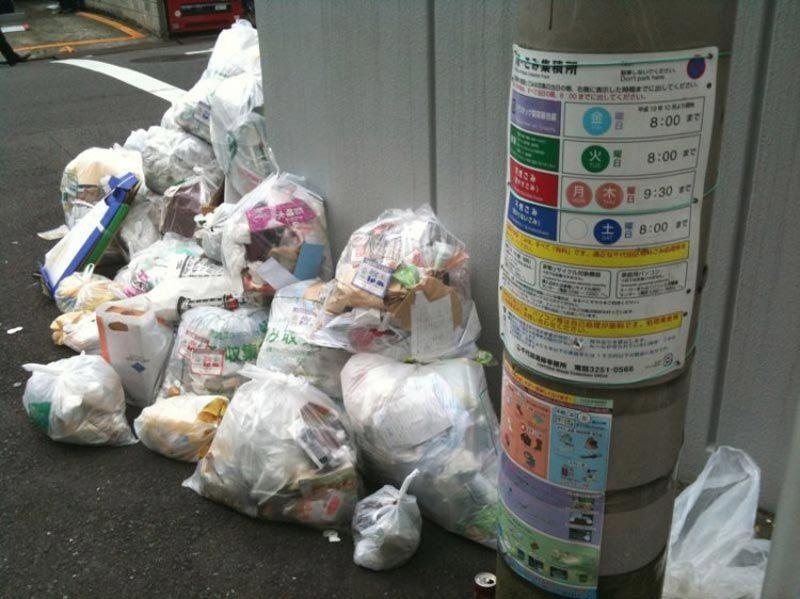 Giải mã cách người Nhật tránh đại họa rác