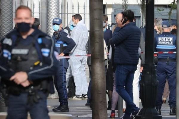 Đâm dao ở Pháp, ít nhất 3 người thiệt mạng