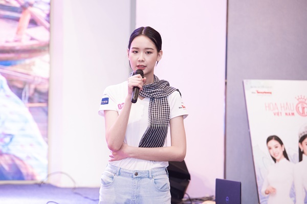 Bất ngờ với phần thi tài năng của thí sinh Hoa hậu Việt Nam 2020